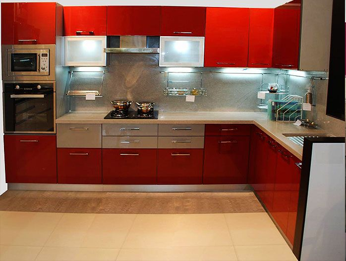 Modular Kitchen Designs India Price