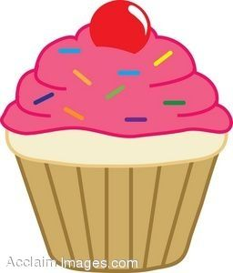 34+ Free cupcake clipart images ideas