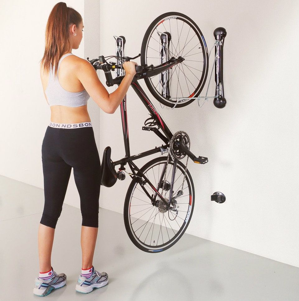 Superbe A Folding, Compact, And Innovative Solution To Bike Storage And Garage  Organization