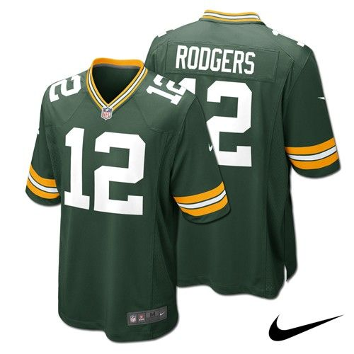 16b0236b0a2 Aaron Rodgers Green Bay Packers YOUTH NFL Nike Game Jersey. Click to order!  -