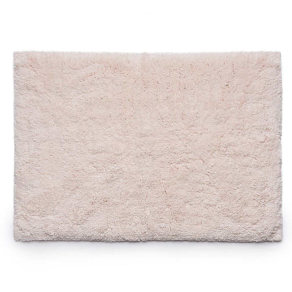 Under The Canopy 30 X 48 Organic Cotton Bath Rug In Blush In 2020 Organic Cotton Rugs Canopy