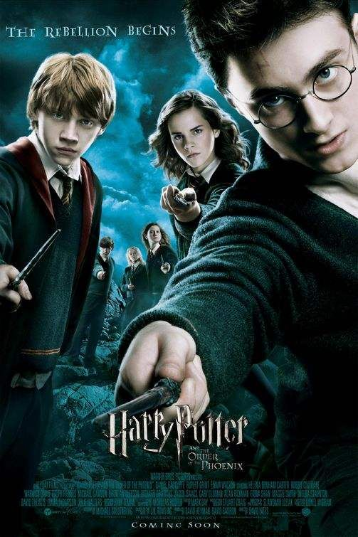 Harry Potter And The Order Of The Phoenix 720p Izle Hdfilmbank 720p Hd Film Izle Harry Potter Order Harry Potter 5 Harry Potter Poster