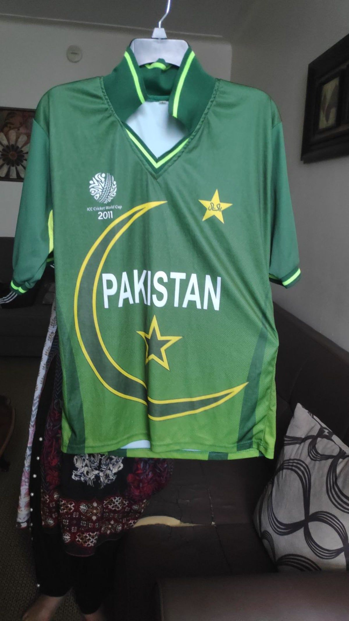 Pakistan Shirt Cricket World Cup 2011 Cricket World Cup Shirts Pakistan