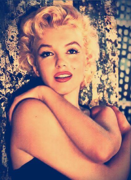 Marilyn Monroe in Color
