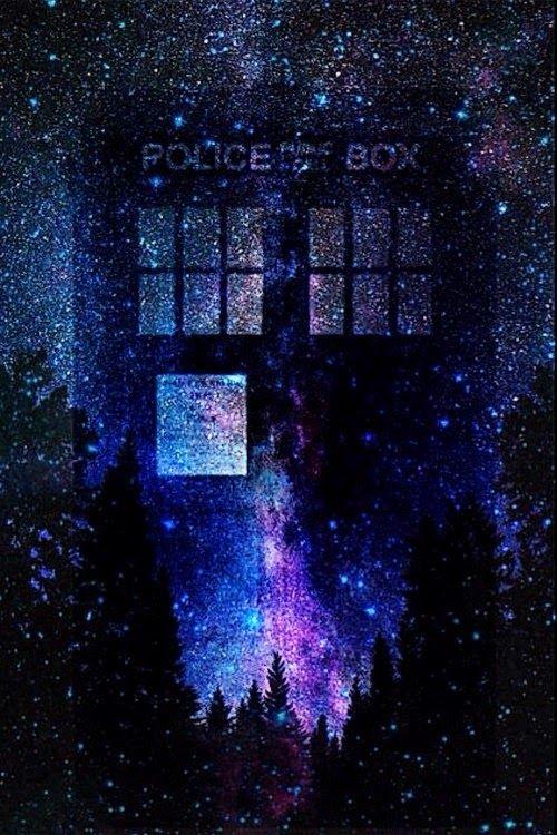 Starry Night TARDIS