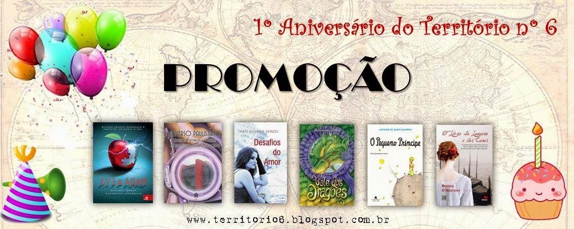 Território nº 6: Promoção de Aniversário
