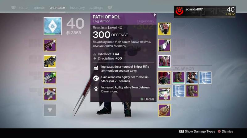 Destiny: The Taken King still hasn't gotten raid loot right