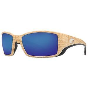 35f1b9d6c7 Costa Blackfin 580G Polarized Sunglasses - Ashwood Blue Mirror