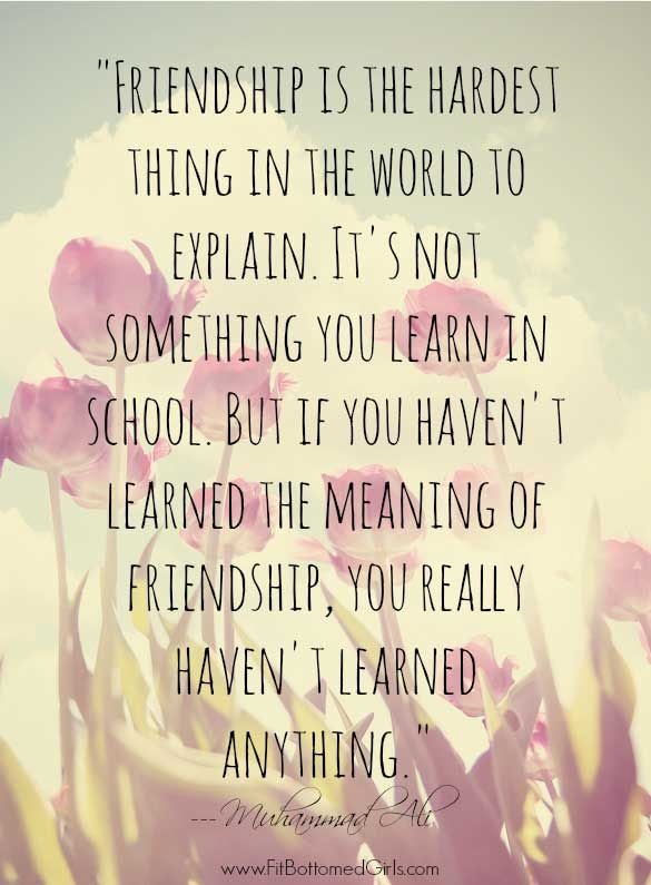Which One Of These Awesome Quotes Fits You And Your Best Friend Most