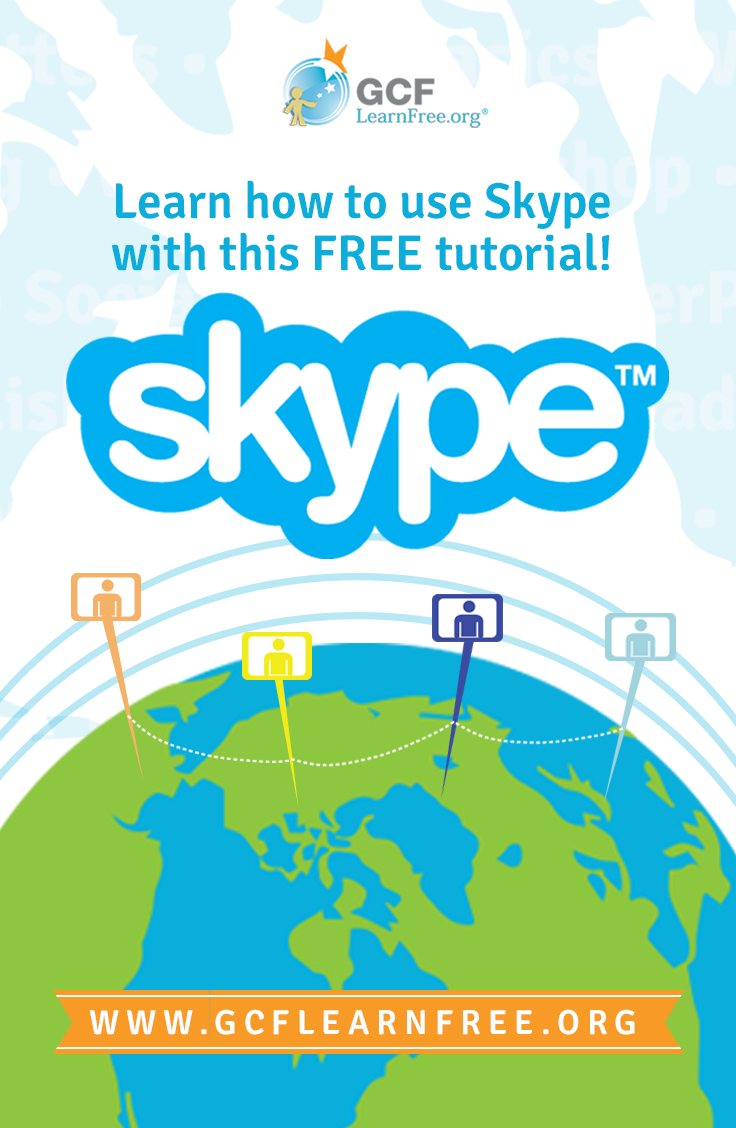 Microsoft's Skype is a software that allows you to