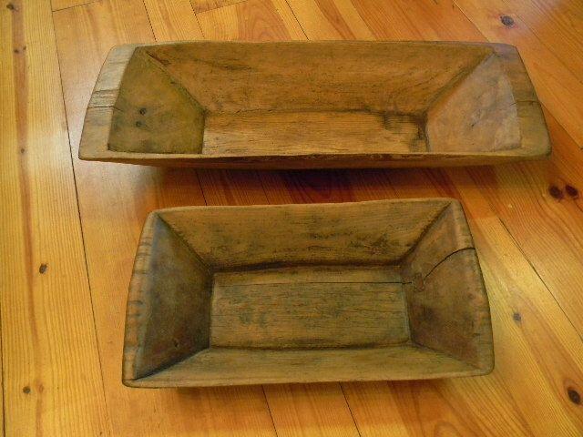 Wooden dough bowl from Turkey ~~ So pretty! by NestVintageModern on Etsy https://www.etsy.com/listing/179442760/wooden-dough-bowl-from-turkey-so-pretty