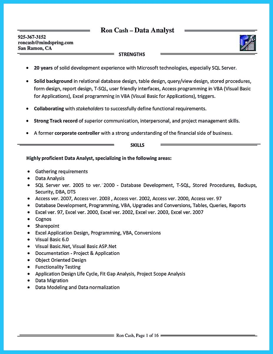 Intelligence Analyst Resume Cool Cool Credit Analyst Resume Example From Professional  Resume .