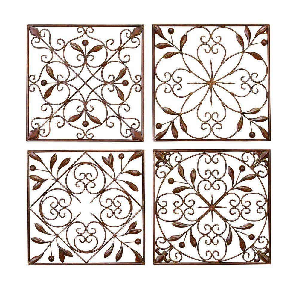 Amazon pc square wall decor set wall sculptures wall