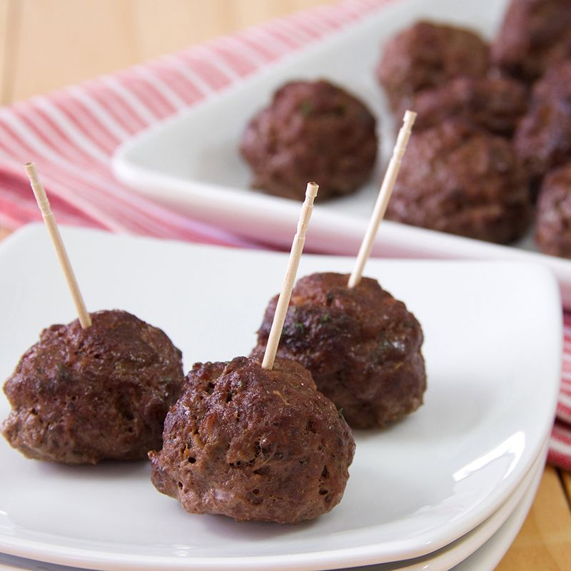 Gluten-Free Snappy Cocktail Meatballs
