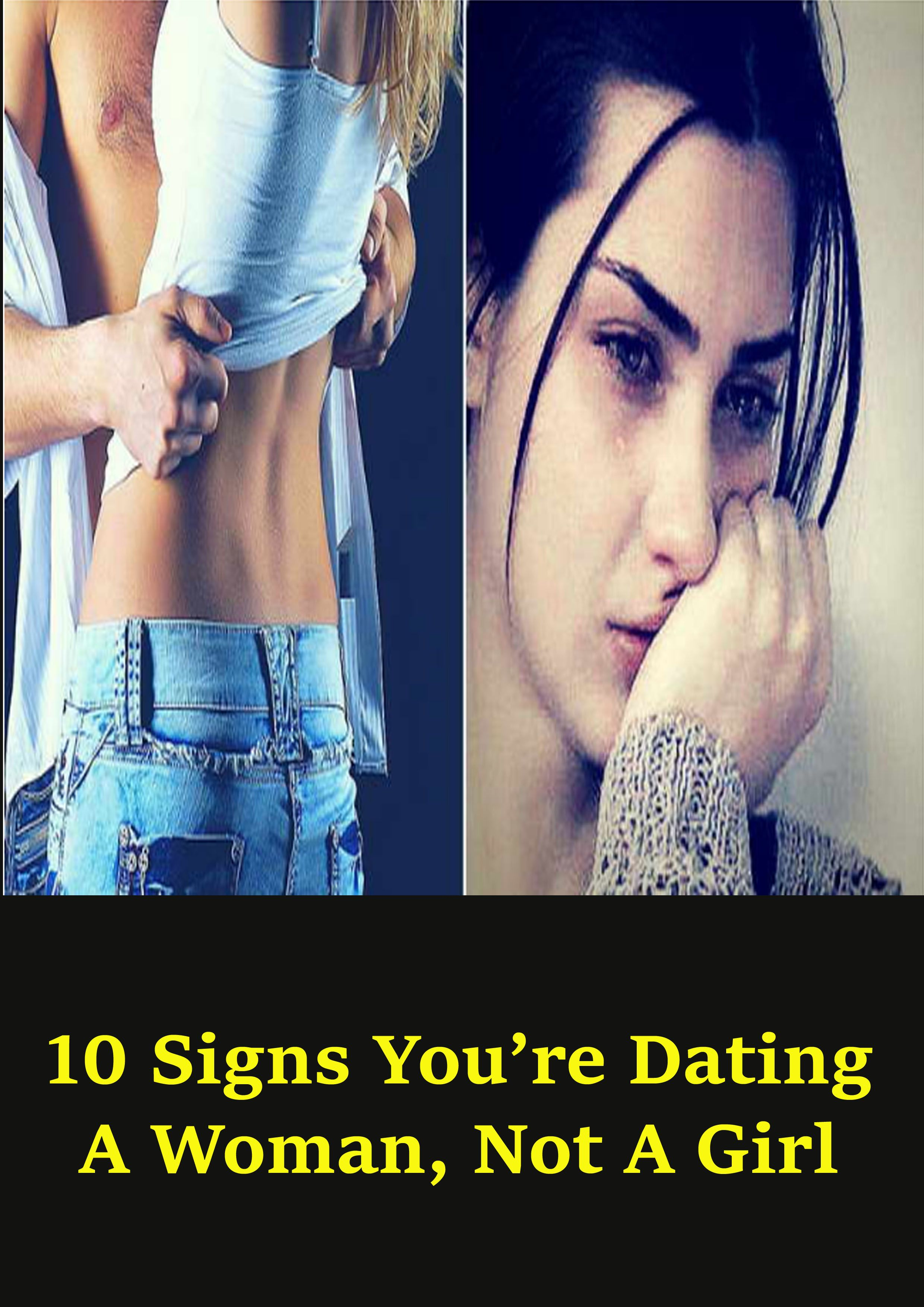 Signs you re dating a crazy girl