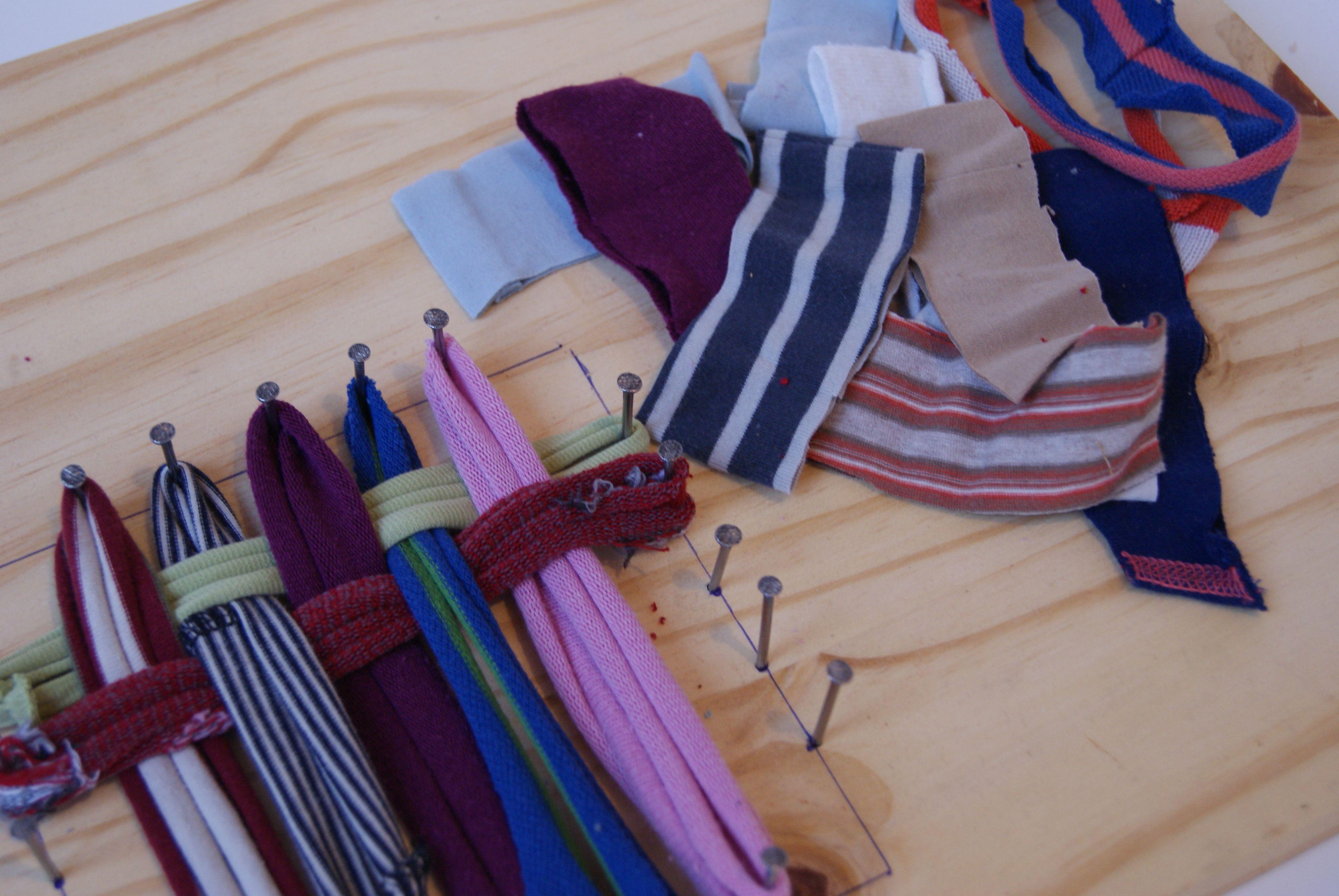 recycler le tissu en tawashi id es de bricolage pinterest les tissus tissu et z ro. Black Bedroom Furniture Sets. Home Design Ideas