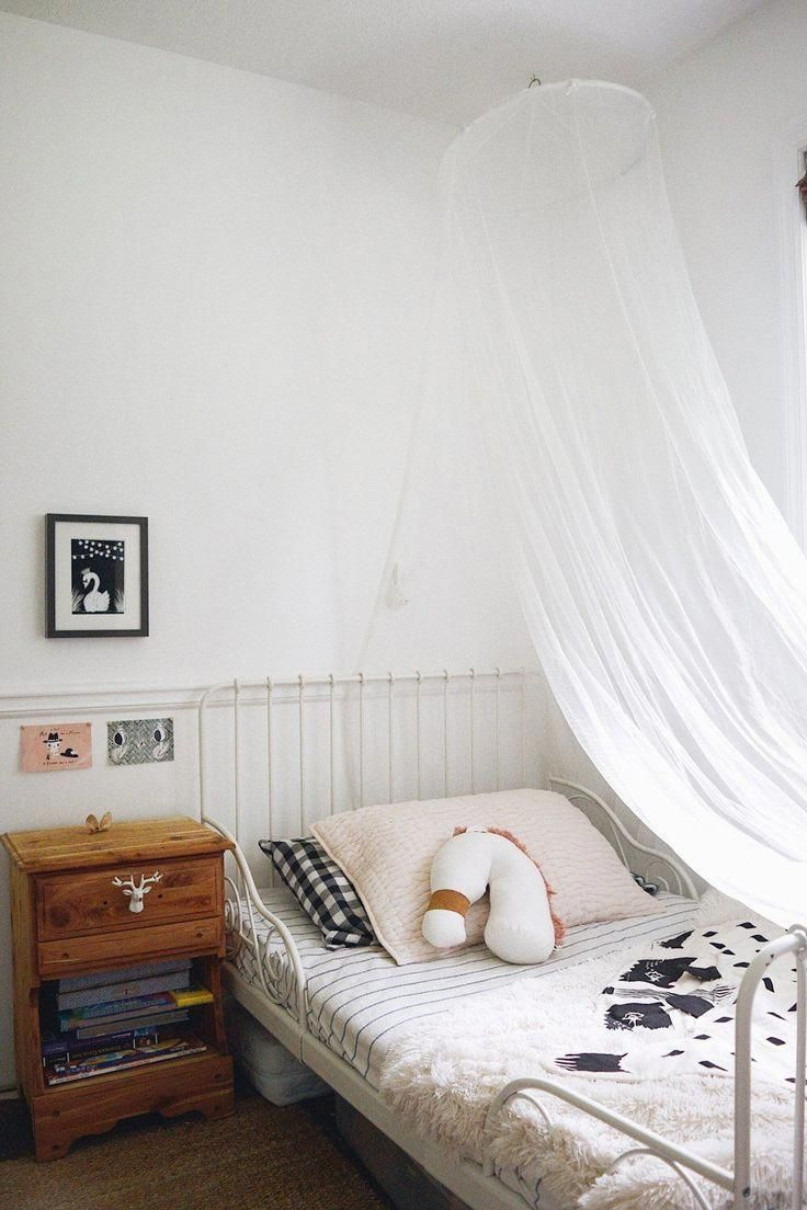 the horse pillow in natural childrenroom  kid room decor