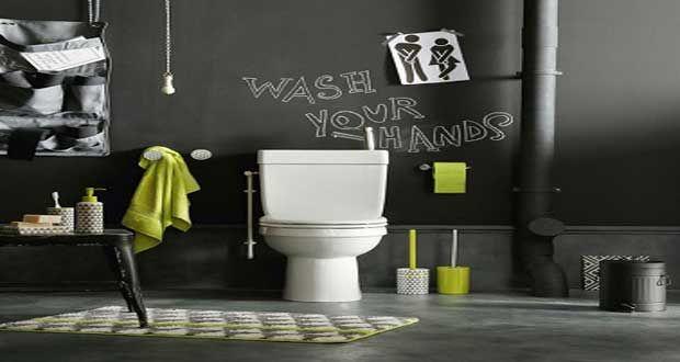 Déco wc et idées pour embellir les petits coins les toilettes