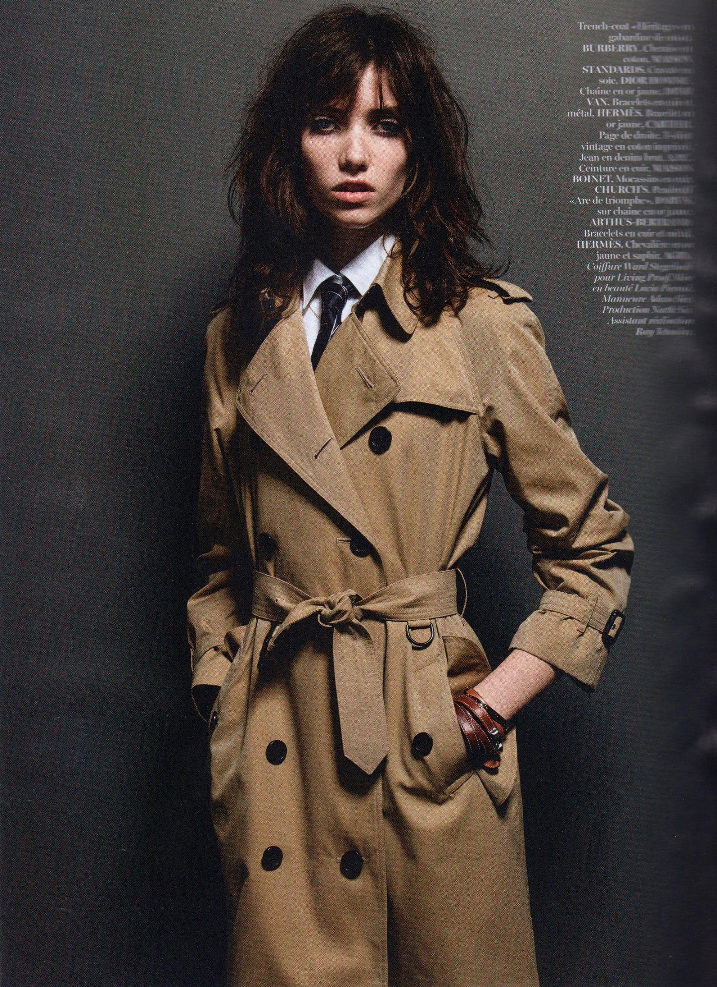578039c37ea3 Burberry Trench coat