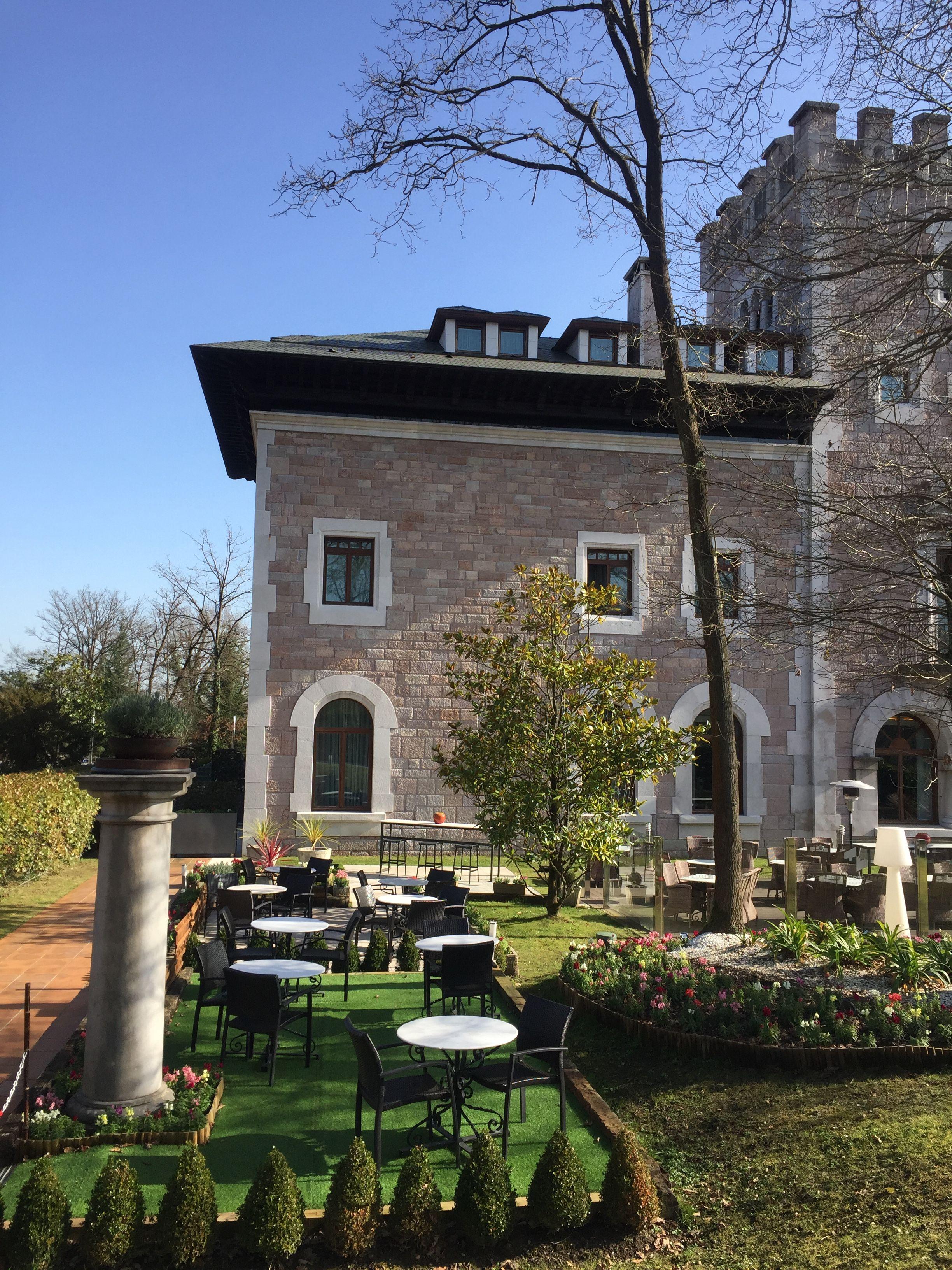 Pin En Terrazas Castillo Zoreda
