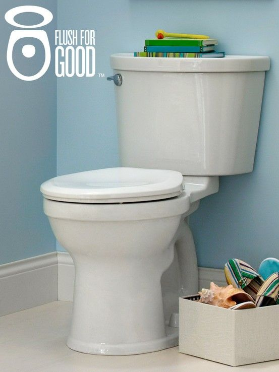 Buy a Champion, Be a Champion. For every Champion Toilet purchased ...