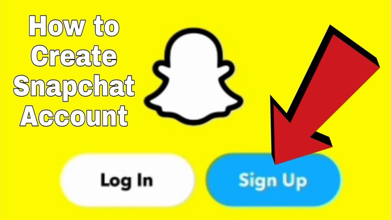 How To Create Snapchat Account 2020 Step By Step Snapchat Tutorial Snapchat Account Snapchat Tutorial