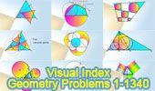 Geometry problems visual index