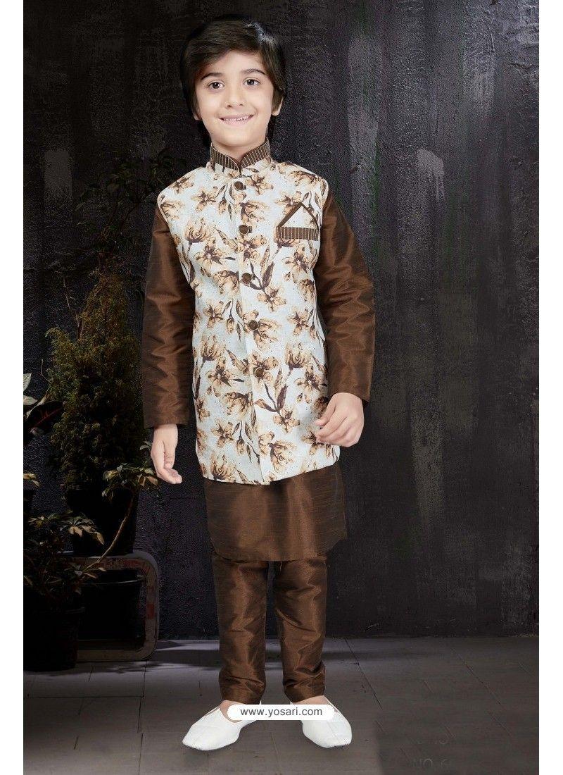 Boys Kurta pajama shalwar suit set