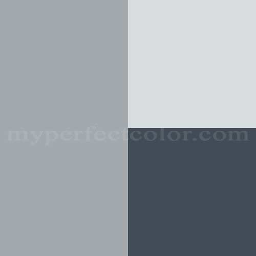 Benjamin Moore Color Combinations Exterior 47 Clockwise Shadow Gray 2125 40 Cloud 2126 60 Hale Navy Hc 154