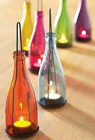 Na recyklovanie nevratných sklenených fliaš existuje veľa úžasných a kreatívnych možností, ktoré zručným domácim majstrom jednoducho nedovolia vyhodiť ich do smetného koša. Mnohokrát však nastáva problém s tým, ako tieto fľaše prerezať, ak nemáme špeciáln