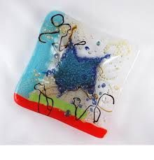fused glass bubbles - Google Search