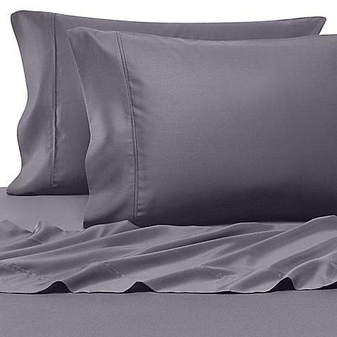 Pure Beech 100 Modal Sateen King Sheet Set In Ivory Sateen