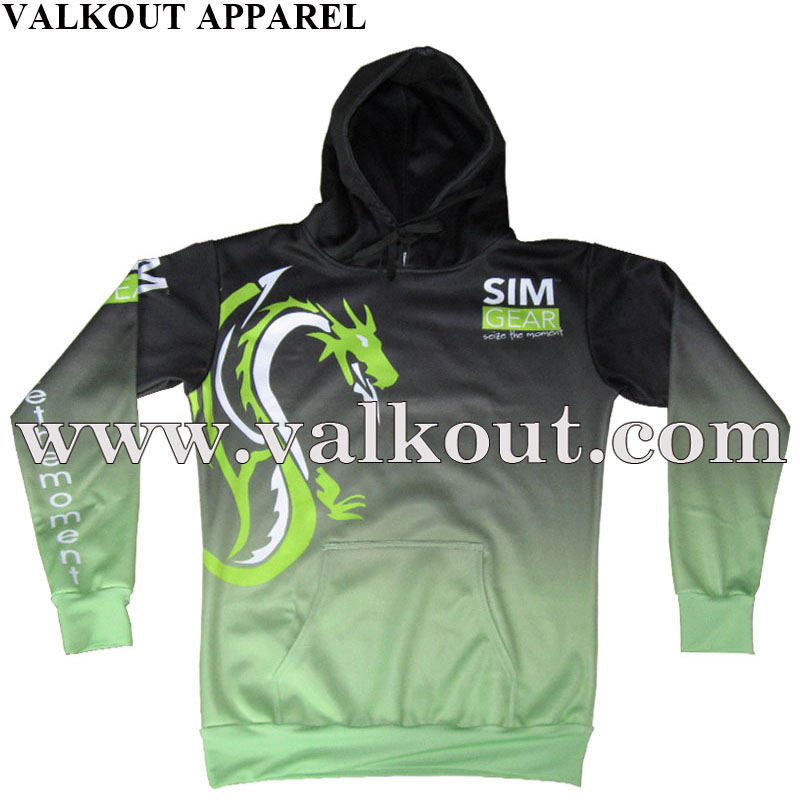 Design Custom Sublimated Team Hockey Hoodies Valkout Apparel Co Ltd Custom Sublimated Fishing Jerseys Sublima Hoodies Sport Outfits Pullover Sweatshirts