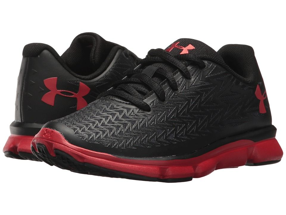 732d9544fb Under Armour Kids UA BPS Clutchfit Rebelspeed (Little Kid) Boys ...
