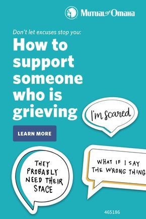 What to Say or Do When Someone Dies or Is Dying