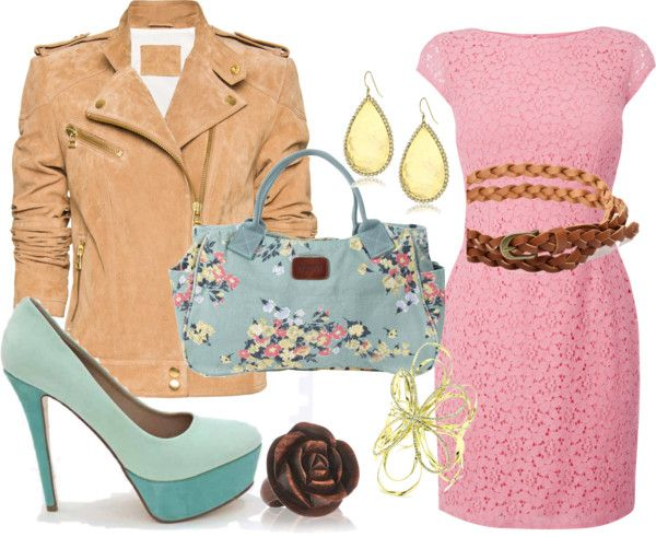 """spring"" by meghan18 on Polyvore"