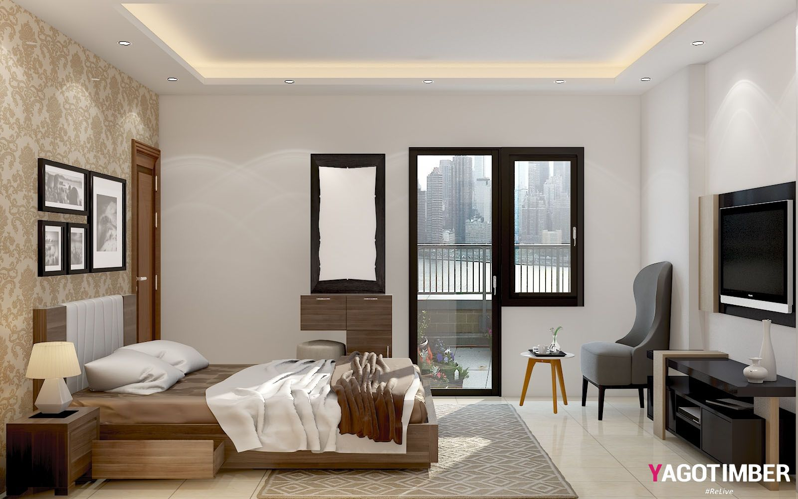 Design Your Dream Bedroom With The Best Designers Of Yagotimber In Fair Design Your Living Room Online 2018