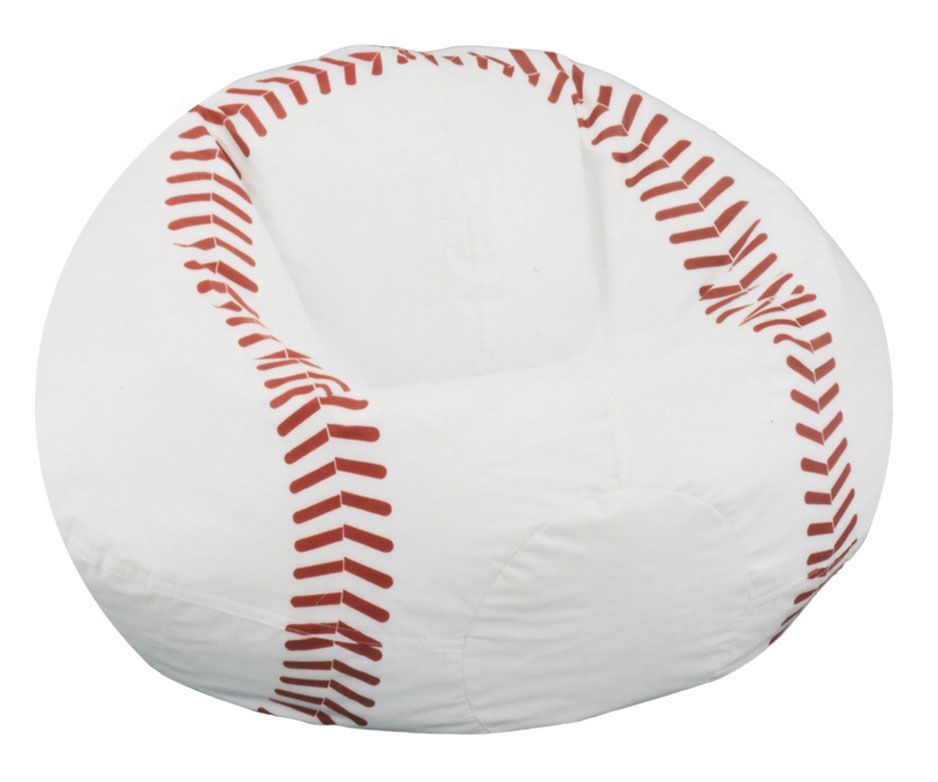 Baseball Sport Bean Bag Chair Elite 30 3001 854 In 2020 Bean Bag Chair Bean Bag Cool Bean Bags