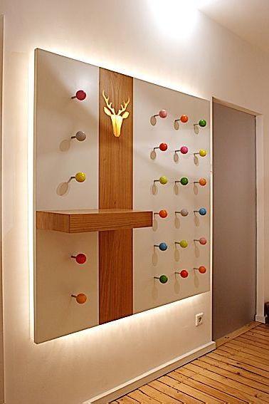 Garderobe selber bauen – Ideen und Anleitungen für jeder, der Lust ...
