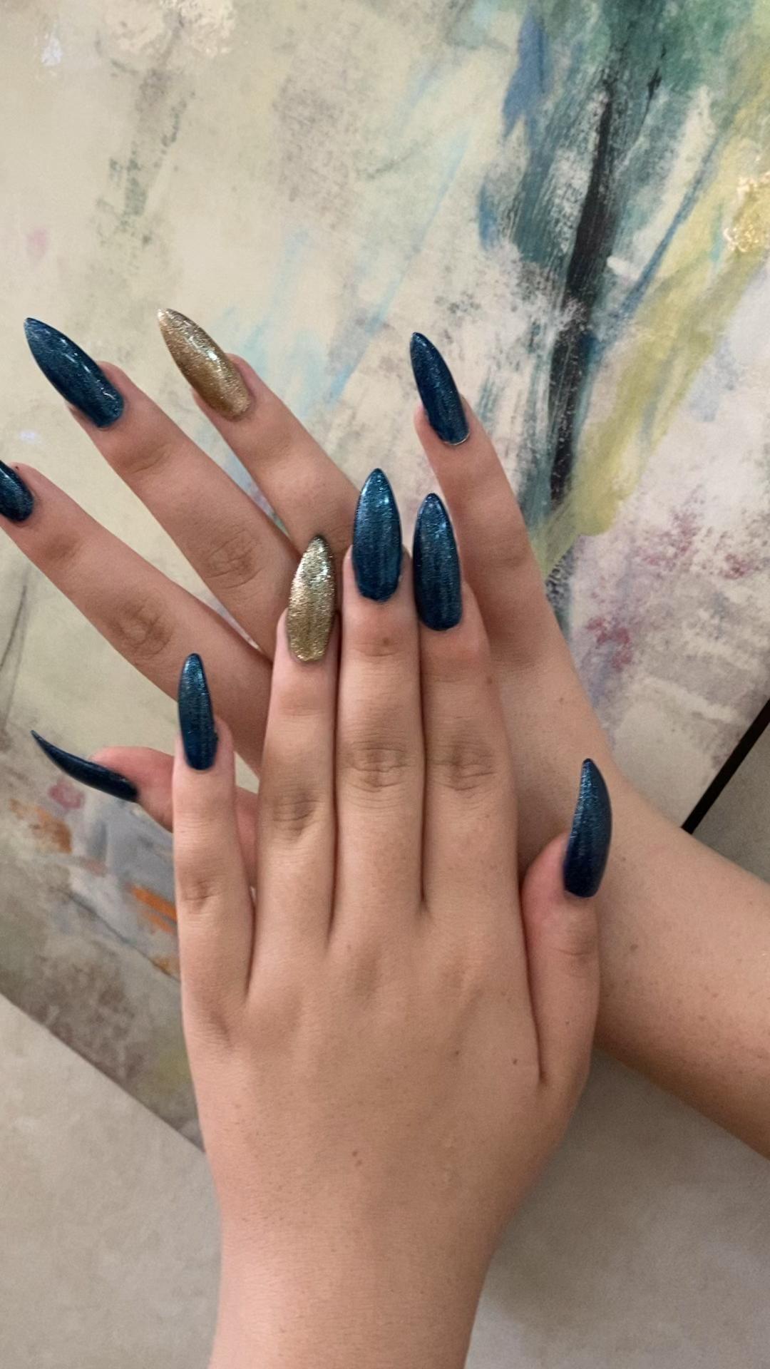 #nailsofinstagram #nails #stilettonails