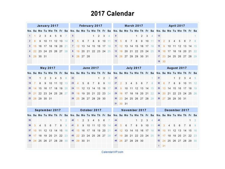 Customize A Free Calendar Template In Microsoft Word Vip S Templates