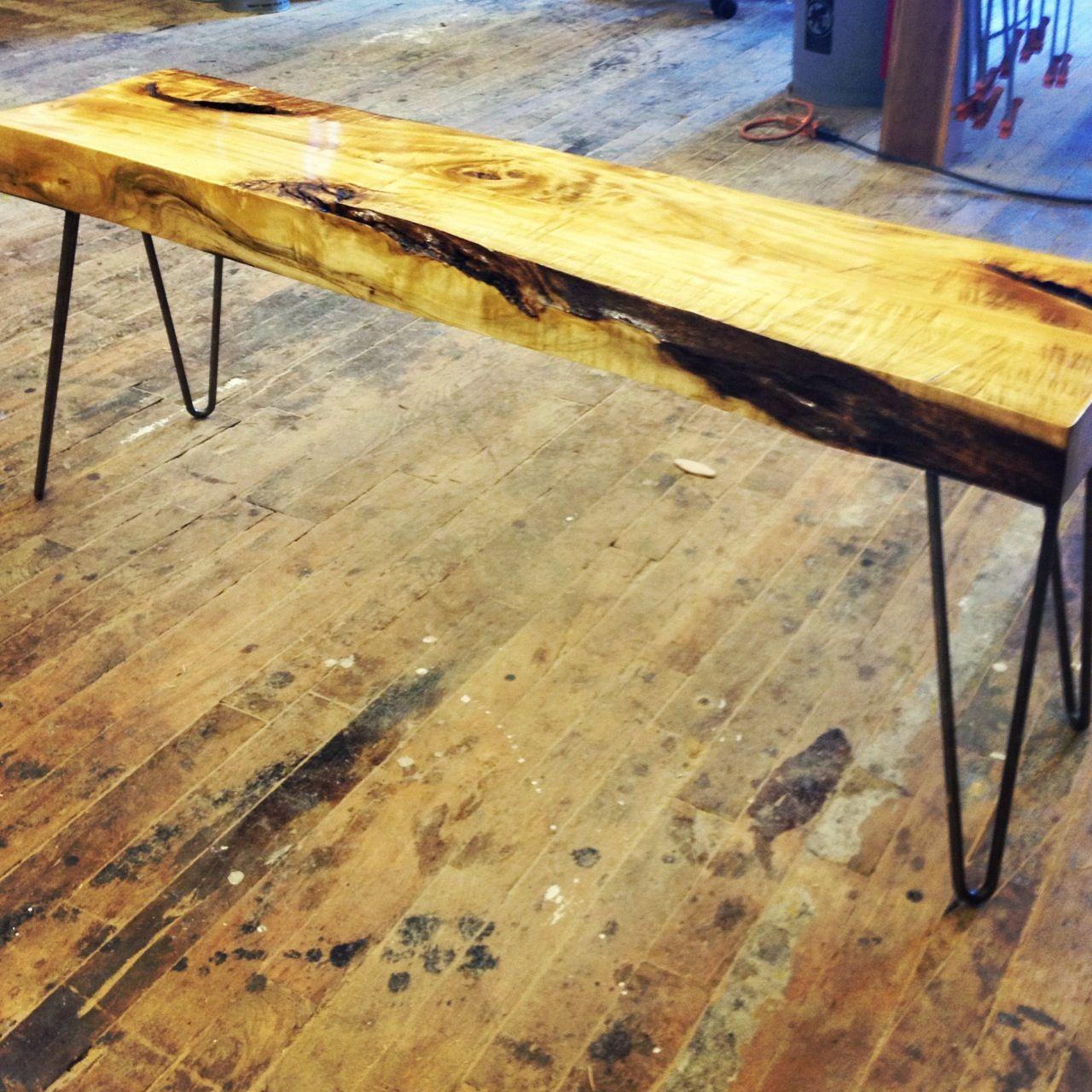 Cottonwood Slab Coffee Table Driftwood Table Live Edge Slab Table