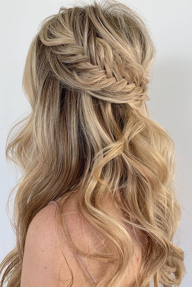 Wedding Hairstyles 2020 2021 Fantastic Hair Ideas Wedding Hair Down Down Hairstyles Hair Styles
