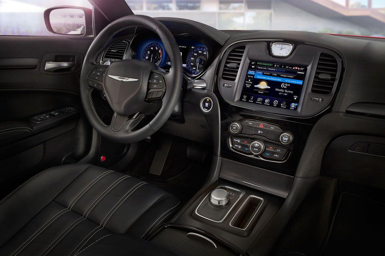 2015 Chrysler 300s Interior With Images Chrysler 300s