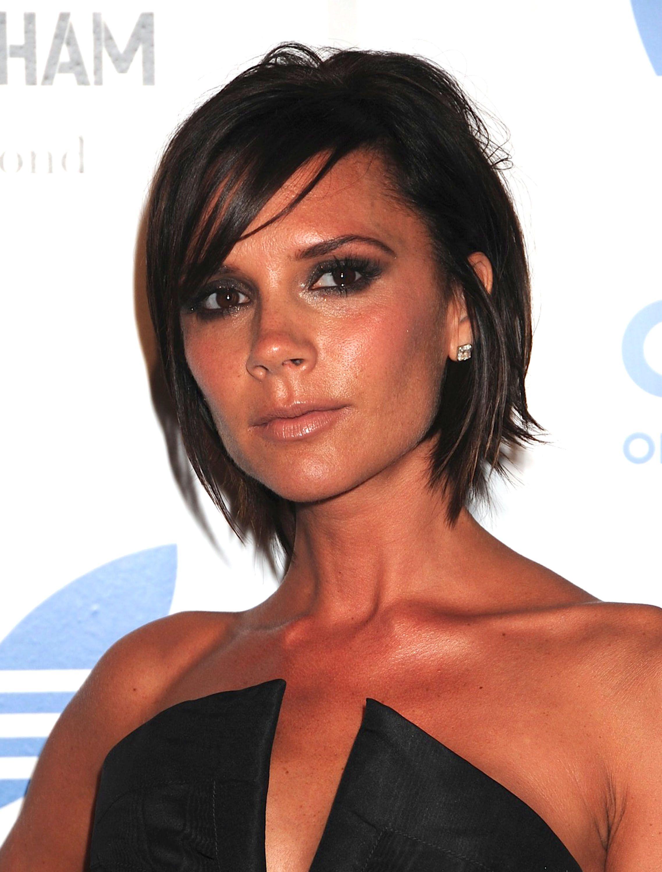 Victoria Beckham Short Hair Hair Victoria Beckham Short Hair Beckham Hair Beckham Haircut