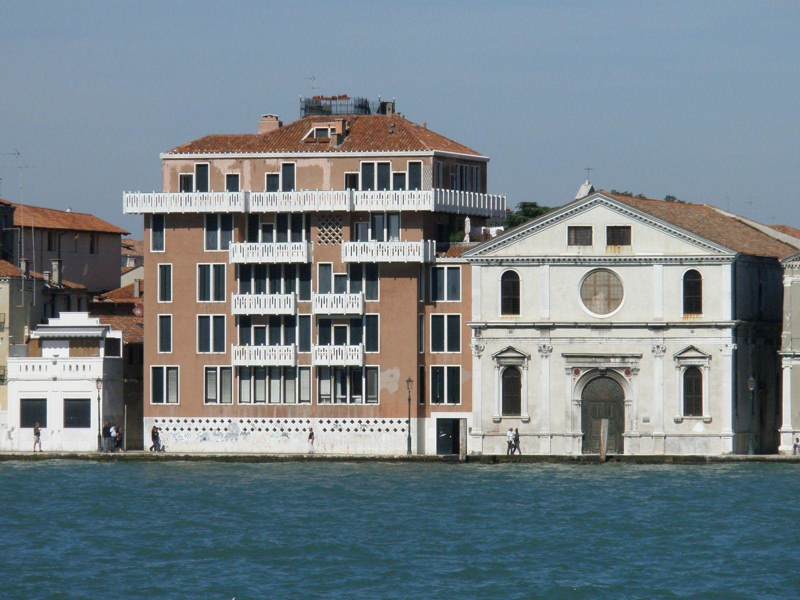 Ignazio gardella venezia google architettura for Casa moderna venezia