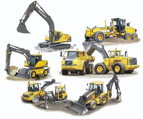 VOLVO EC210 EXCAVATOR SERVICE AND REPAIR MANUAL. Fixing ... on