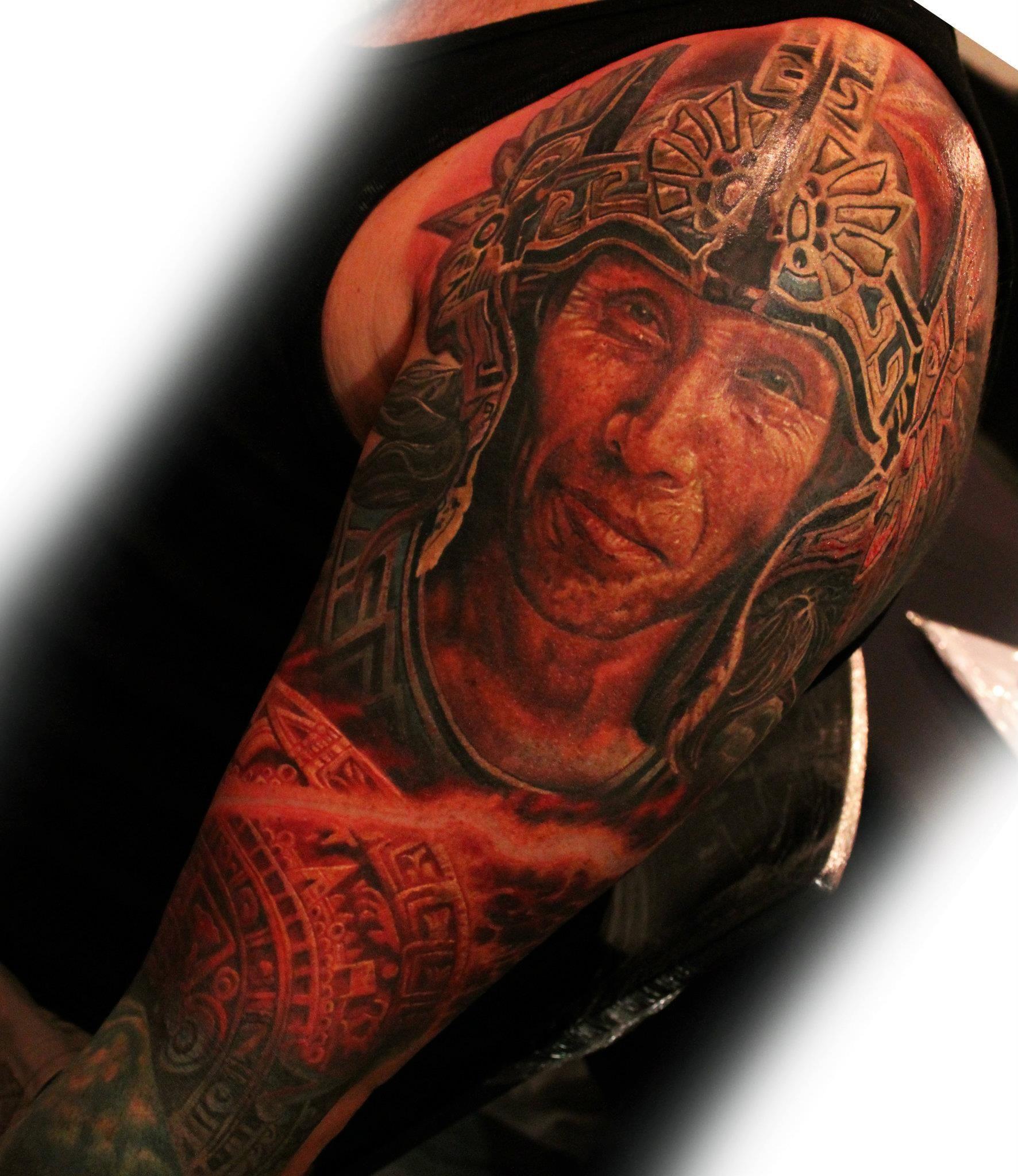 Boris Zalaegerszeg With Images Tattoos Ink Tattoo Portrait Tattoo