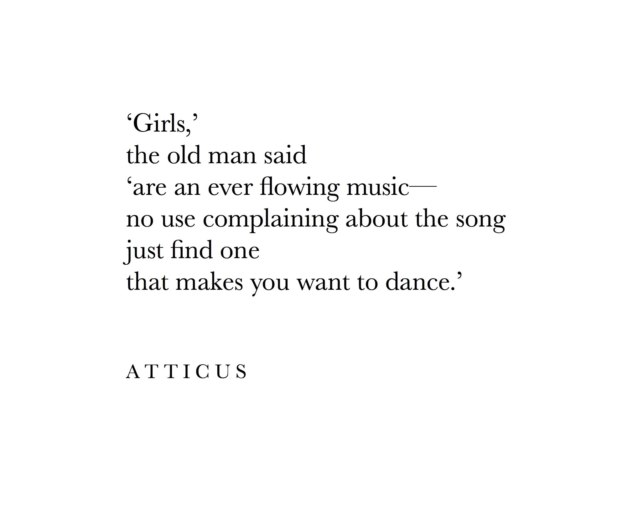 Just Find One Atticuspoetry Atticus Poetry Love  -7848