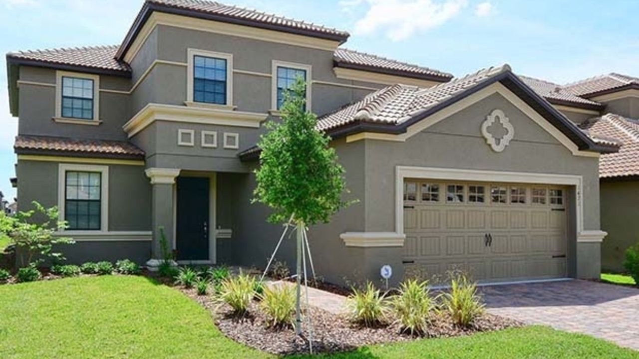 Casa para aluguel de temporada em Orlando (Kissimmee) em